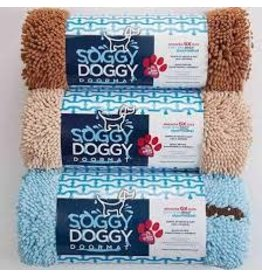 SOGGY DOGGY SOGGY DOGGY DOORMAT LIGHT BLUE 26X36
