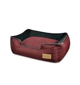 PLAY PLAY HOUNDSTOOTH BED RED S