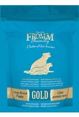 FROMM FROMM GOLD LARGE BREED PUPPY 33#