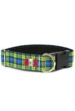 SLIK HOUND SLIK HOUND JAGUAR PLAID COLLAR 6-10IN .5W*DISC