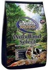 NUTRI SOURCE NUTRI SOURCE GRAIN FREE WOODLANDS 15#