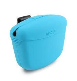 DEXAS DEXAS TREAT POUCH CONTAINER BLUE