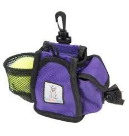 Your Perfect Puppy TREAT POUCH PURPLE