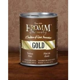 FROMM FROMM  GOLD PATE TURKEY 12.2OZ