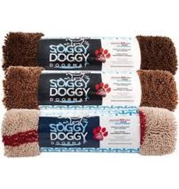SOGGY DOGGY SOGGY DOGGY DOORMAT GREY36X60s