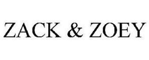 ZACK & ZOE