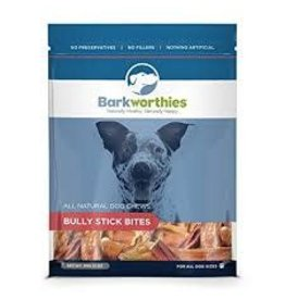 BARKWORTHIES BARKWORTHIES BULLY STICK BITES   12oz