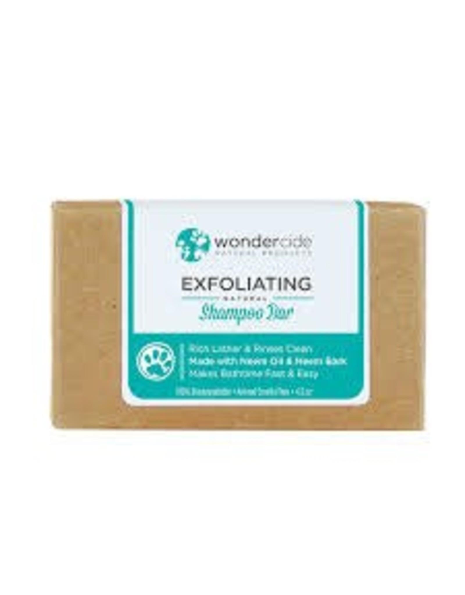 WONDERCIDE Wondercide Exfoliating Shampoo Bar