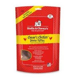 STELLA & CHEWY'S STELLA & CHEWY'S CHICKEN PATTIES 25OZ