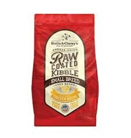 STELLA & CHEWY'S STELLA & CHEWY'S RAW COATED SMALL BREED CHICKEN 3.5#