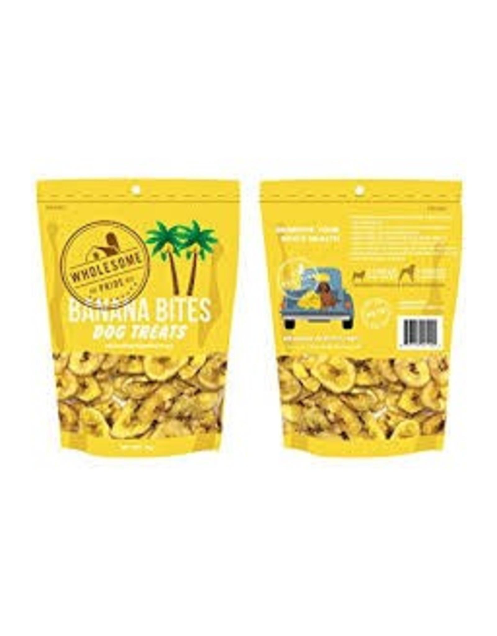 Wholesome Pride Banana Bites