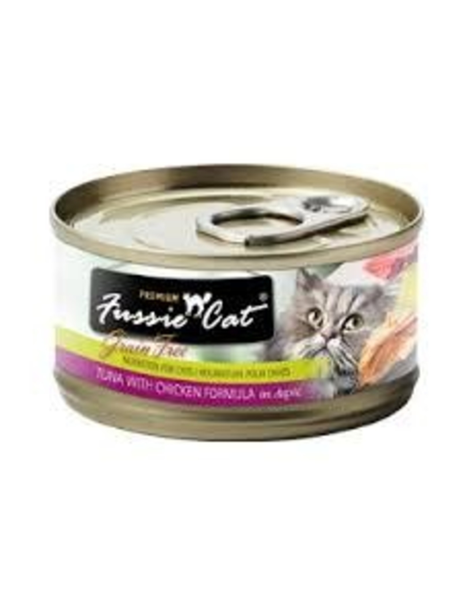 FUSSIE CAT FUSSIE CAT TUNA & CHICKEN CAN 2.82OZ