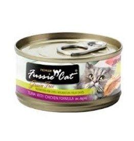FUSSIE CAT FUSSIE CAT TUNA & CHICKEN CAN 2.82OZ
