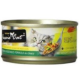 FUSSIE CAT FUSSIE CAT CHICKEN & VEGGIE 2.82OZ