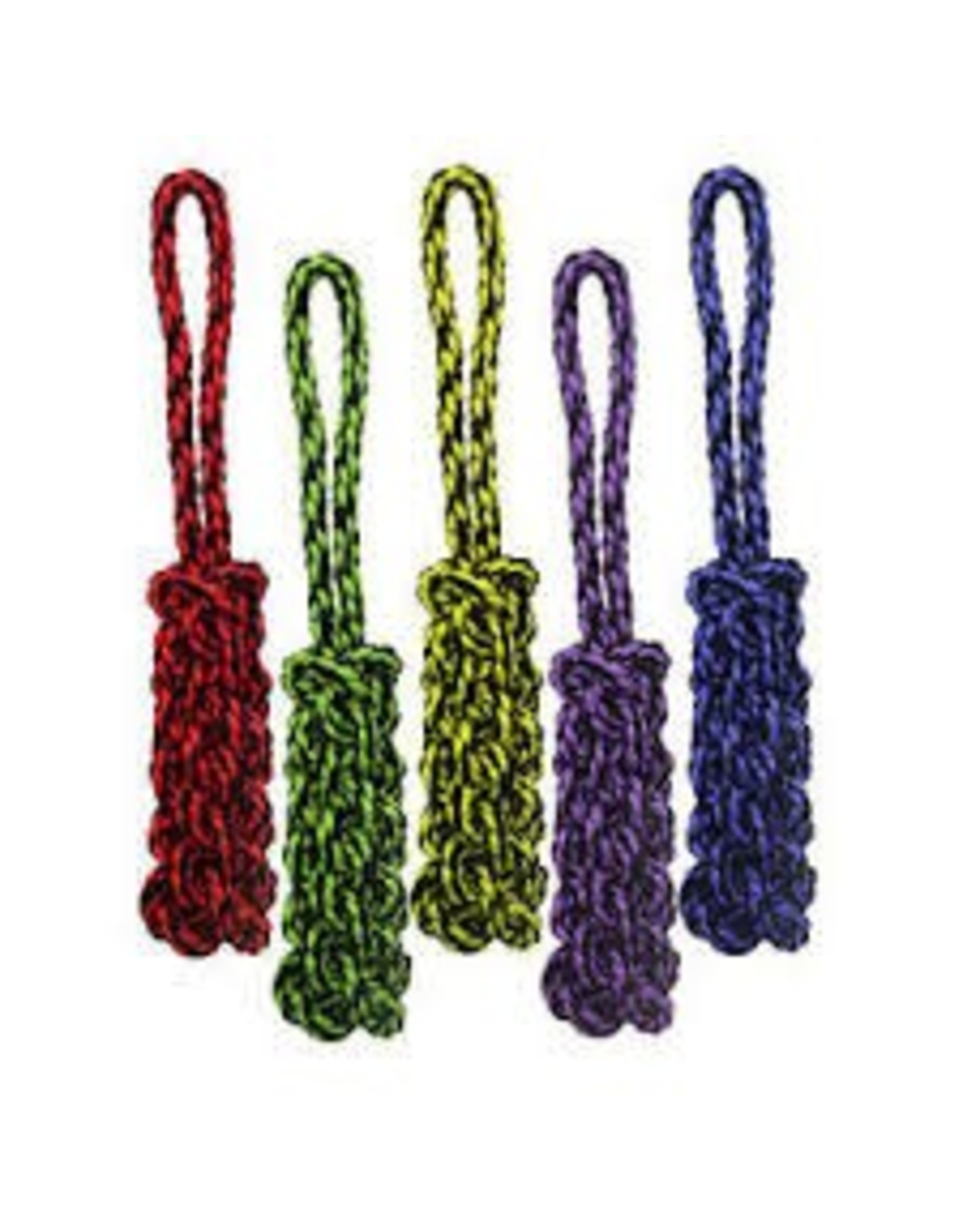 MULTIPET MULTIPET KNOT ROPE BRAIDED STICK 16""