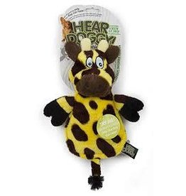 GO DOG HEAR DOGGY FLAT GIRAFFE W/ULTRASONIC SOUND