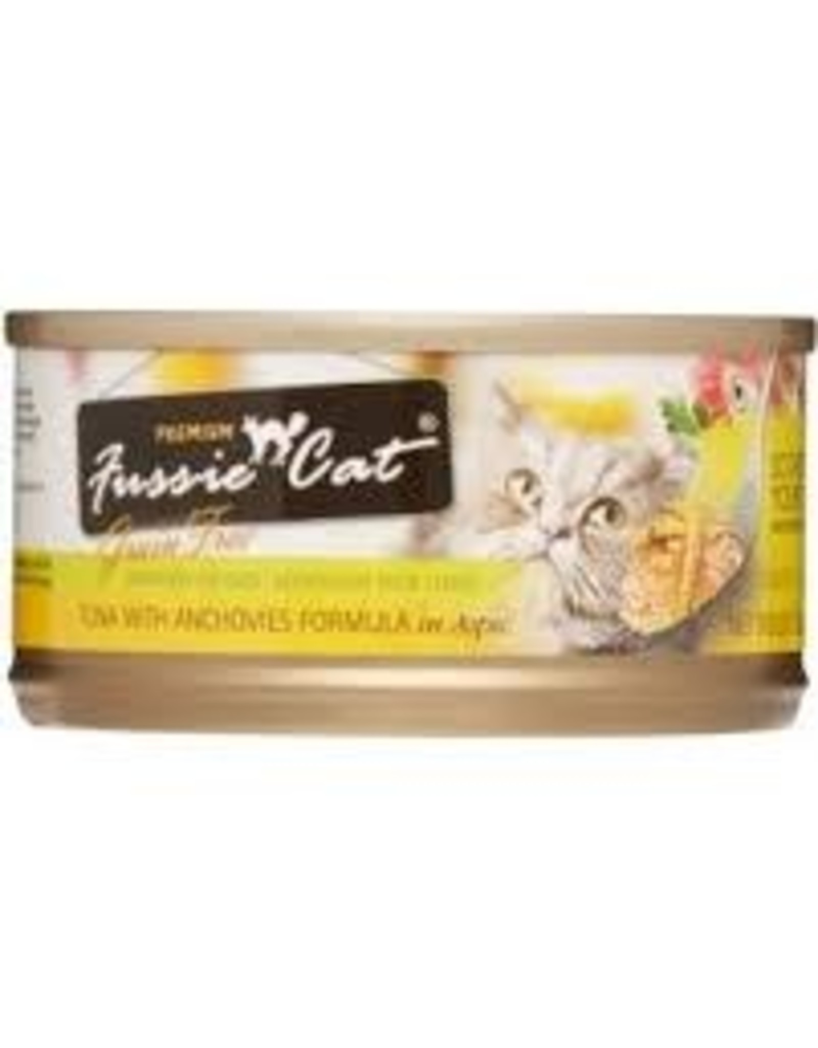 FUSSIE CAT FUSSIE CAT GRAIN FREE TUNA ASPIC CAN 2.82OZ