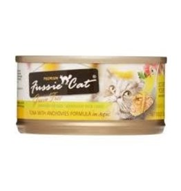FUSSIE CAT FUSSIE CAT GRAIN FREE TUNA ASPIC 2.82OZ