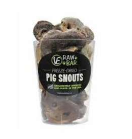 VITAL ESSENTIALS VITAL ESSENTIALS FREEZE DRIED PIG SNOUTS