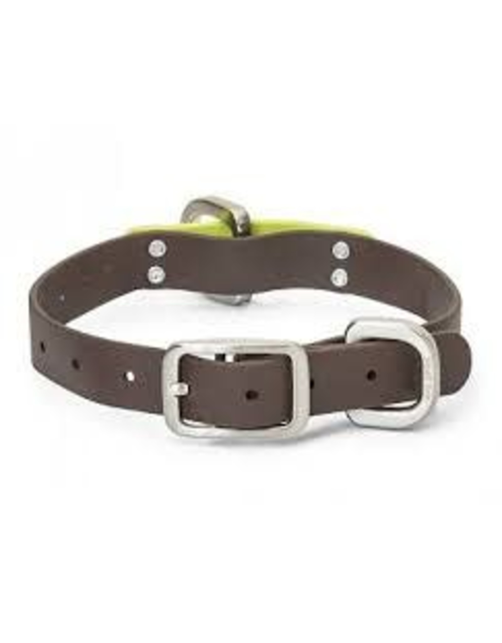 WEST PAW WEST PAW JAUNTS COLLAR MED-BROWN