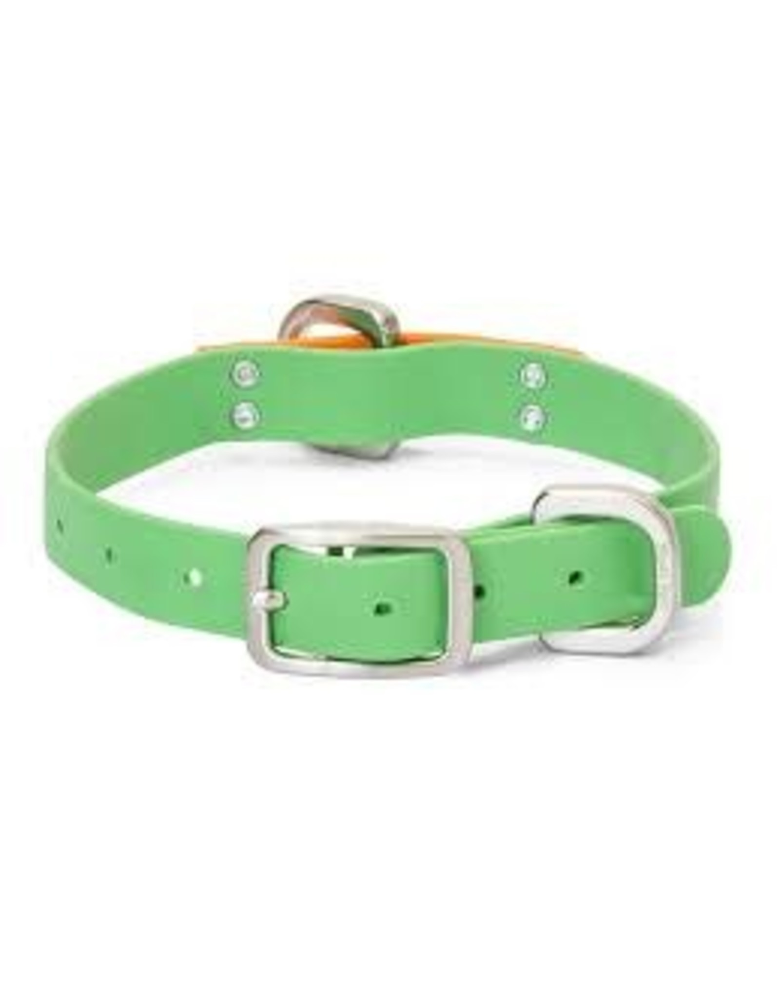 WEST PAW WEST PAW JAUNTS COLLAR MED-GREEN