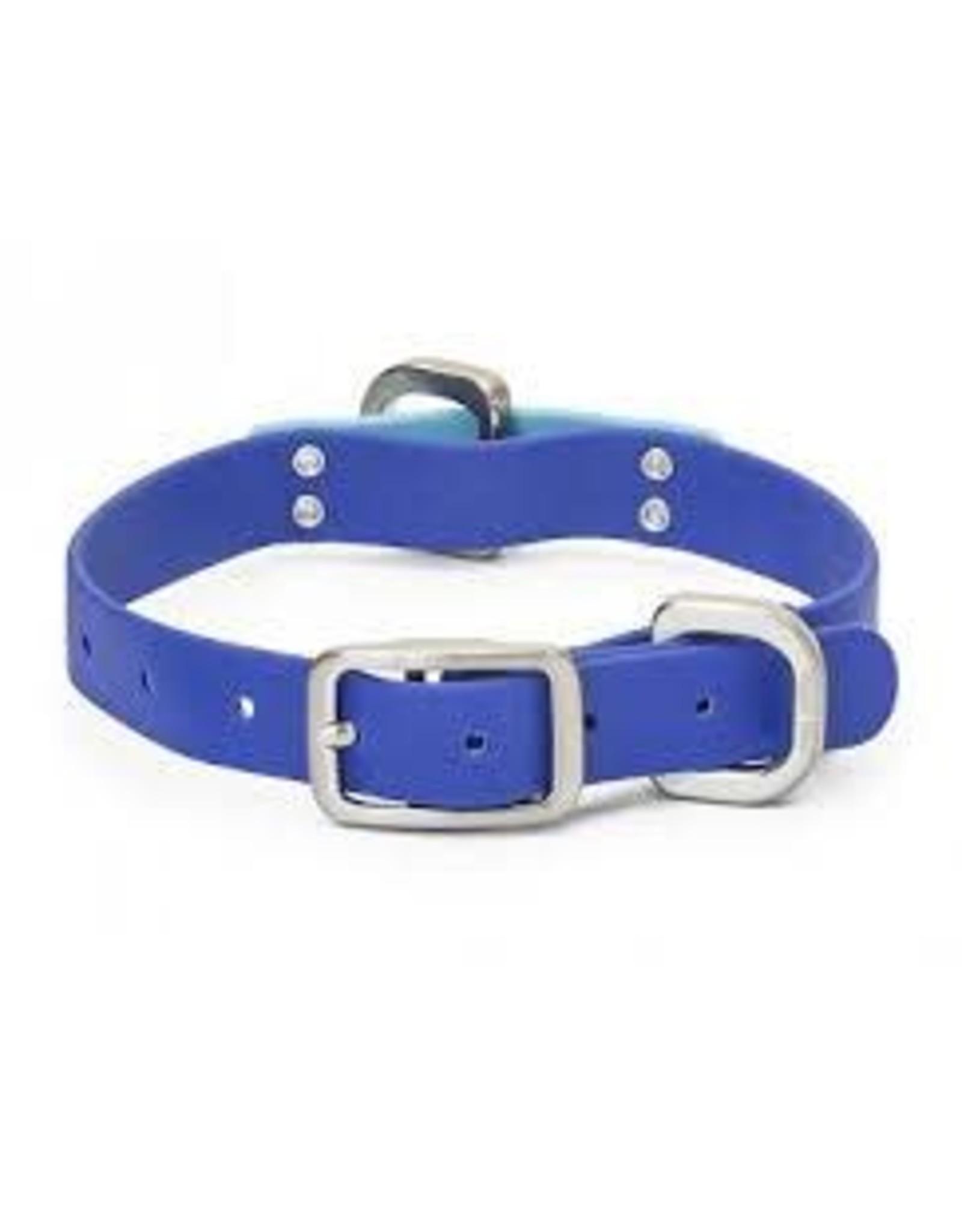 WEST PAW WEST PAW JAUNTS COLLAR XL-BLUE