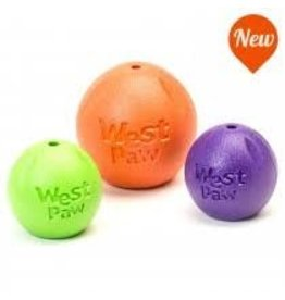 WEST PAW WEST PAW RANDO BALL LG-ORANGE