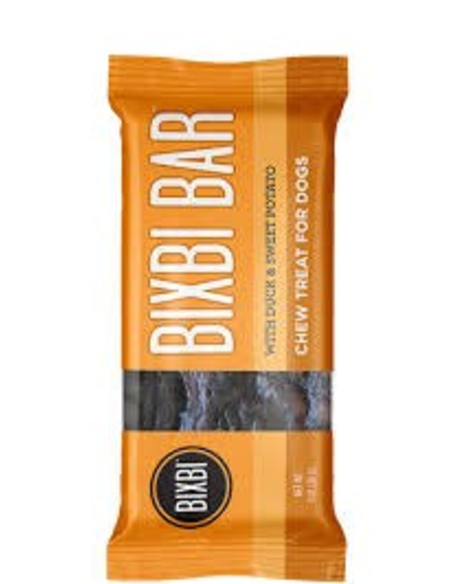 BIXBI & RAWBBLE BIXBI BAR GRAIN FREE DUCK & SWEET POTATO