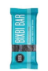 BIXBI & RAWBBLE BIXBI BAR GRAIN FREE BACON & APPLE