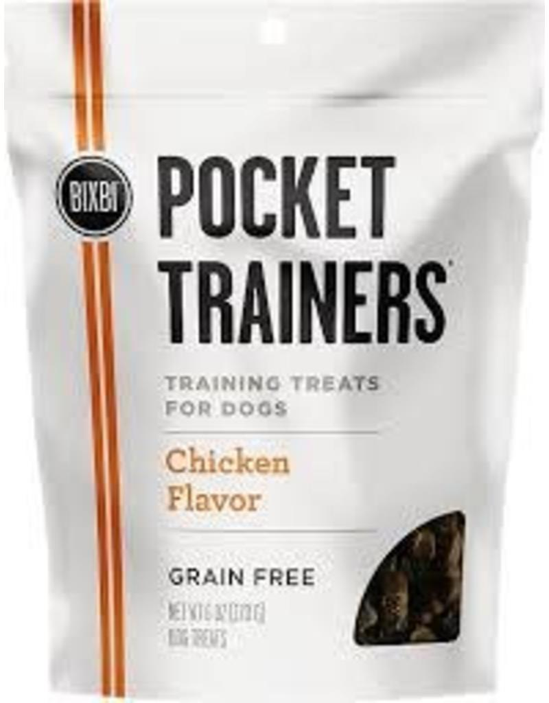 BIXBI & RAWBBLE BIXBI POCKET TRAINERS CHICKEN 6OZ