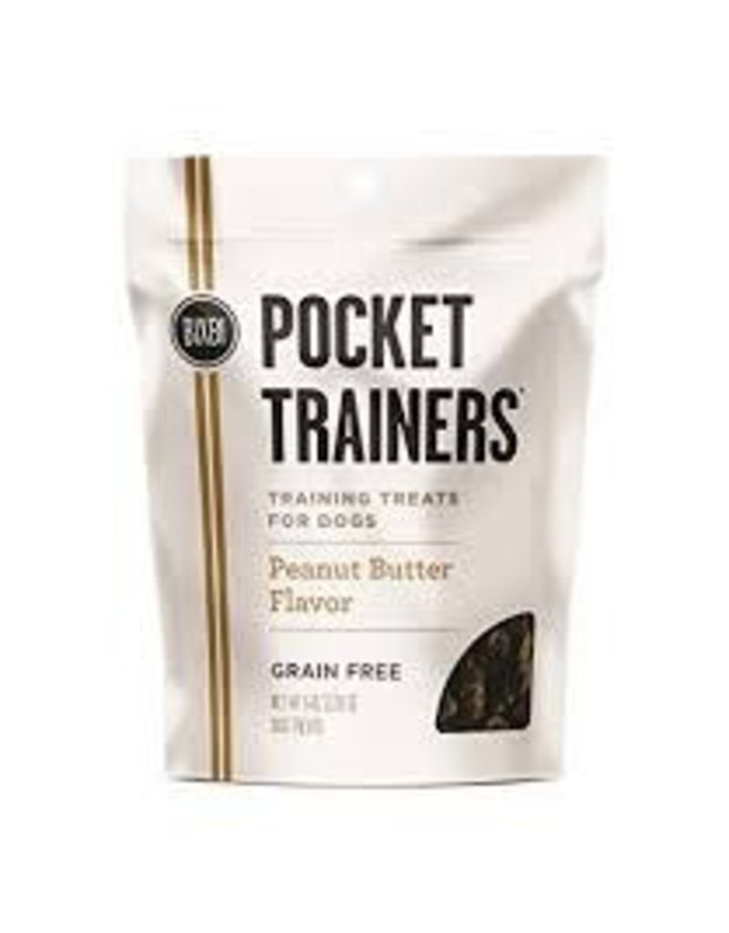 BIXBI & RAWBBLE BIXBI POCKET TRAINERS PEANUT BUTTER 6OZ