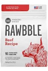BIXBI & RAWBBLE RAWBBLE FREEZE DRIED BEEF 5.5OZ