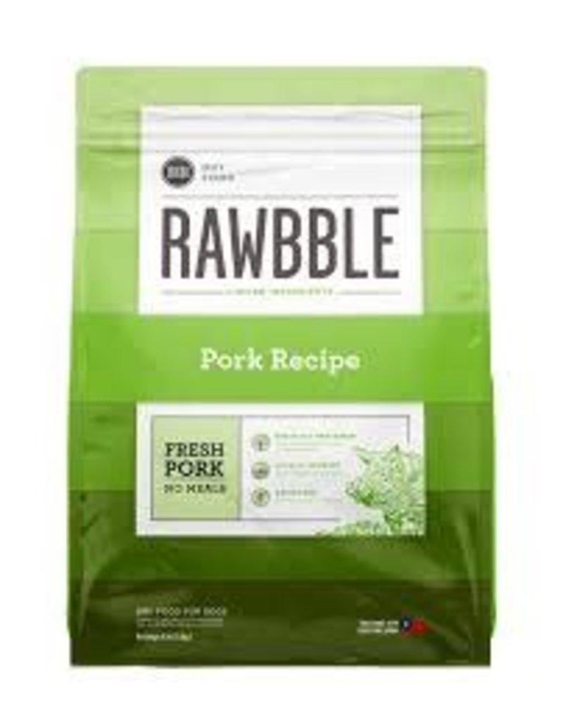 BIXBI & RAWBBLE RAWBBLE PORK RECIPE 4#