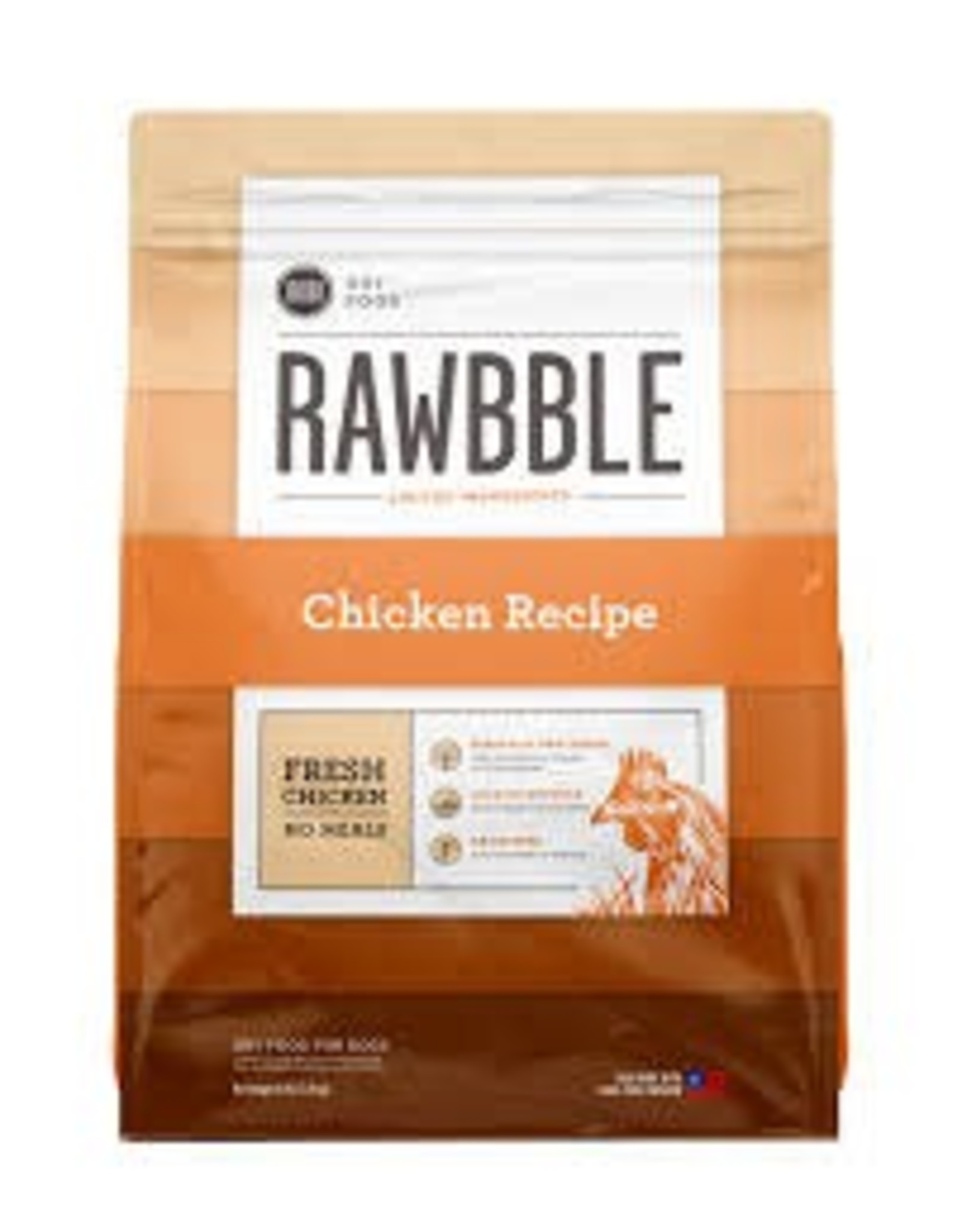 BIXBI & RAWBBLE RAWBBLE CHICKEN RECIPE 4#