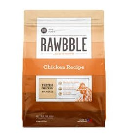 BIXBI & RAWBBLE RAWBBLE CHICKEN RECIPE 4#
