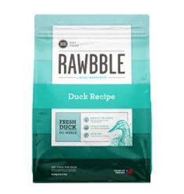 BIXBI & RAWBBLE RAWBBLE DUCK RECIPE 24#