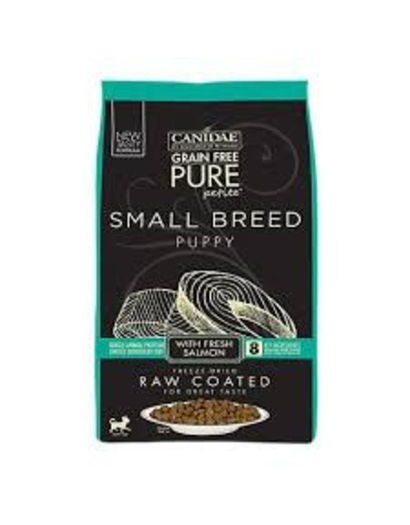 CANIDAE CANIDAE PURE PETITE PUPPY SALMON GRAIN FREE 4#