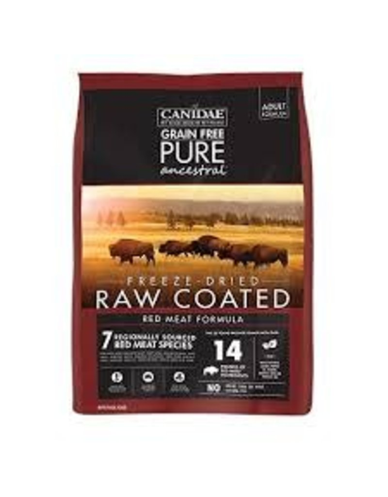 CANIDAE CANIDAE PURE ANCESTRAL RED MEAT GRAIN FREE 4#