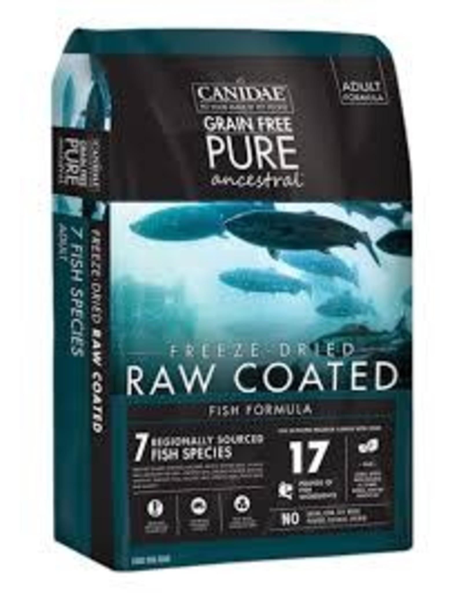 CANIDAE CANIDAE PURE ANCESTRAL RAW FISH GRAIN FREE 4#