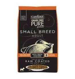 CANIDAE CANIDAE PURE PETITE ADULT RAW-CHICKEN GRAIN FREE 4#