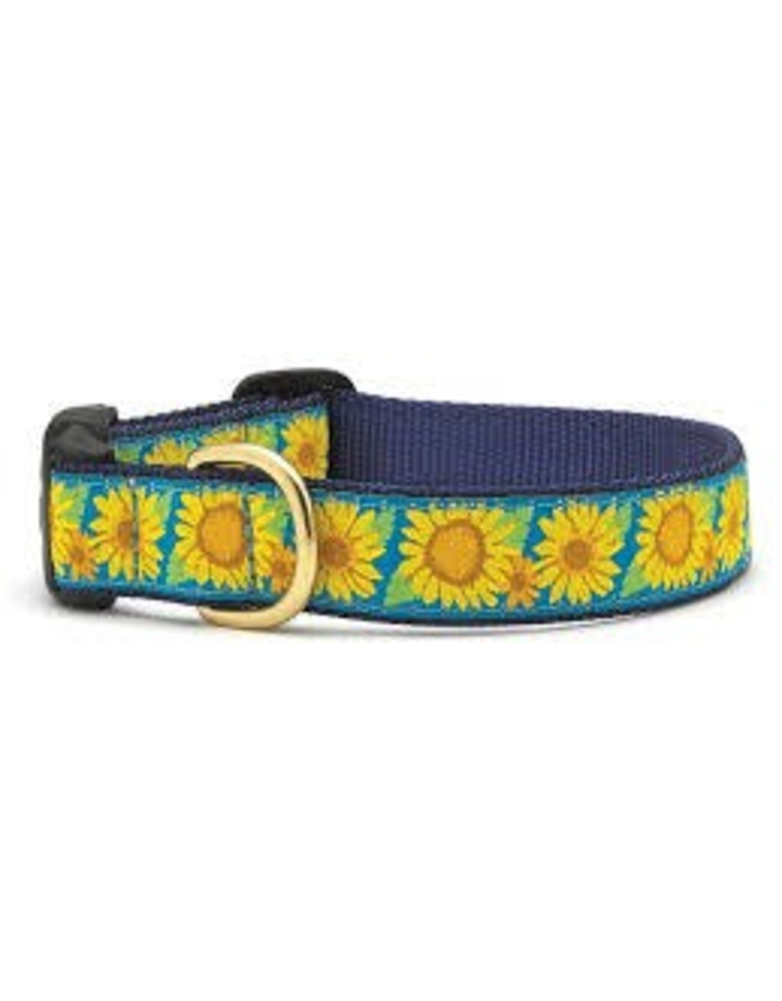 UP COUNTRY UP COUNTRY BRIGHT SUNFLOWER DOG COLLAR XL
