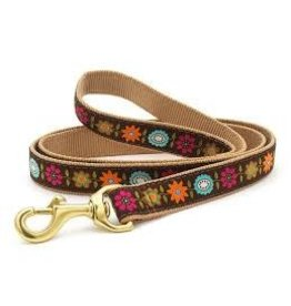 UP COUNTRY UP COUNTRY BELLA FLORAL DOG HARNESS MED WIDE