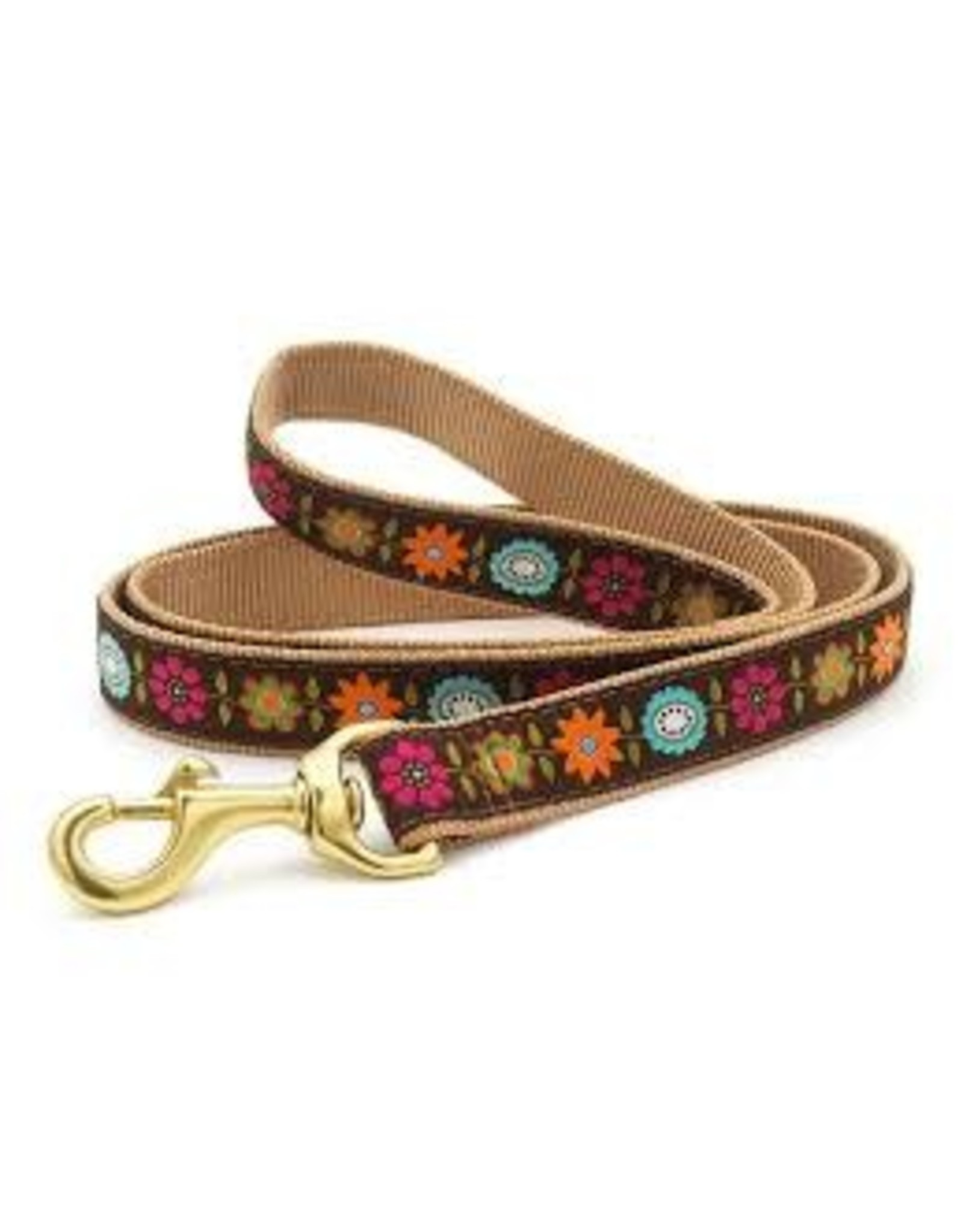 UP COUNTRY UP COUNTRY BELLA FLORAL DOG HARNESS L