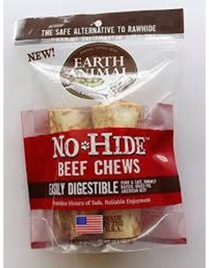 EARTH ANIMAL EARTH ANIMAL NO HIDE BEEF CHEWS 7 OZ