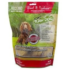 OC RAW OC RAW FREEZE DRIED BEEF ROX 5.5 OZ