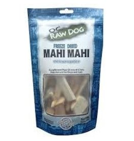 OC RAW OC RAW FREEZE DRIED MAHI MAHI TREATS 3.2 OZ. BAG