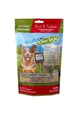 OC RAW OC RAW BEEF ROX DOG FOOD 3 LBS BAG