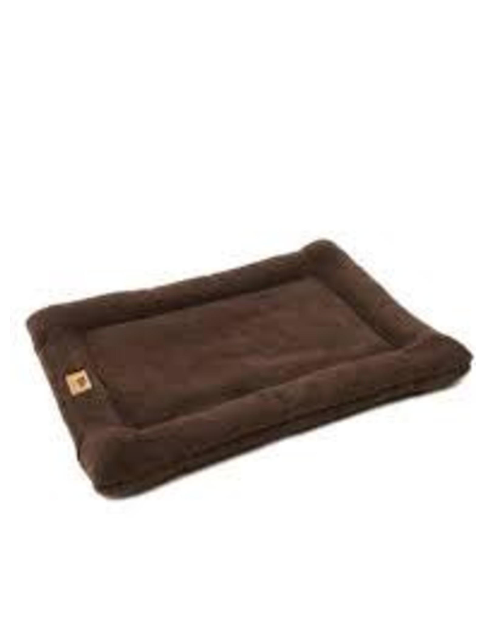 WEST PAW WEST PAW MONTANA NAP BED CHOCOLATE M 29x20