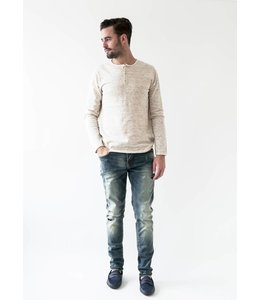 SCOTCH AND SODA BUTTON PULLOVER - 572 - BEIGE