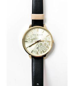 TED BAKER WATCH - 0694 - BLACK NB OS